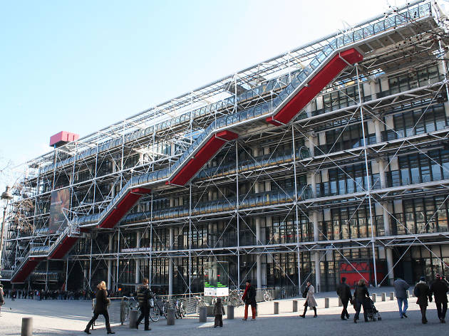Expositions • Centre Pompidou