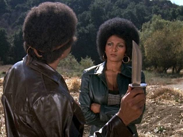 Foxy Brown - Pam Grier
