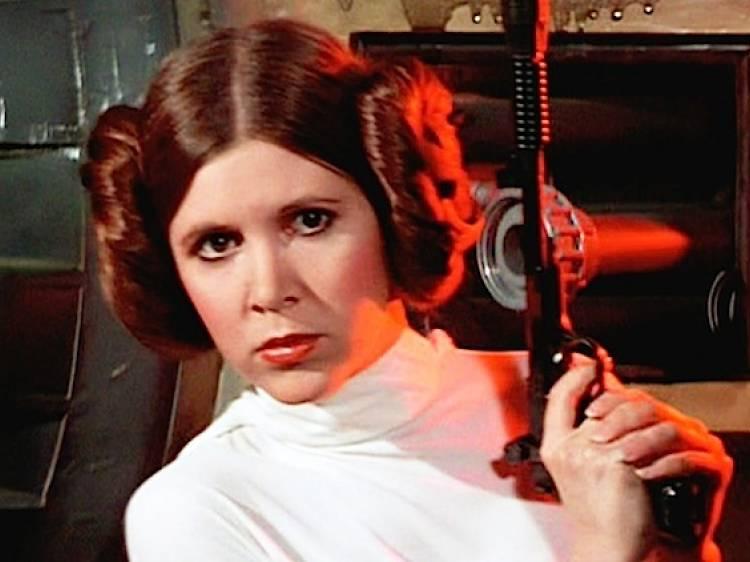 Star Wars : Episodio IV. Una nueva esperanza (1977), de George Lucas
