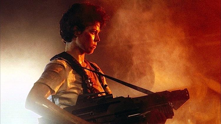 'Alien' (1979) de Ridley Scott
