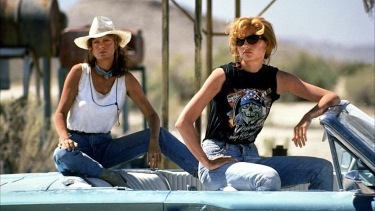 'Thelma et Louise' (1991) de Ridley Scott