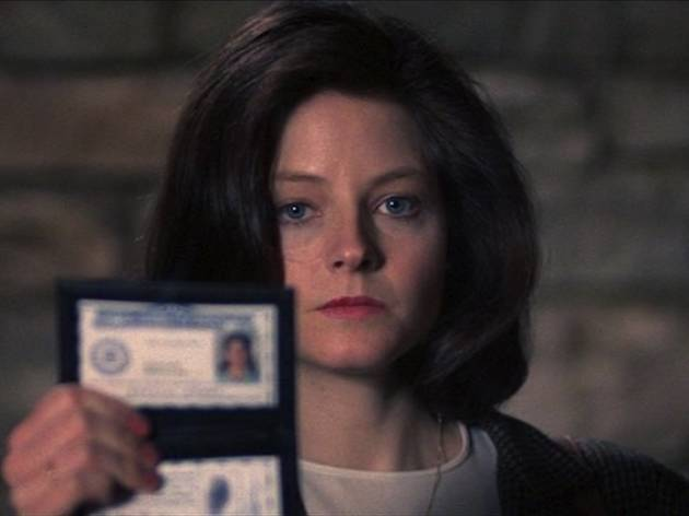 Clarice Starling - Jodie Foster - Le Silence des agneaux