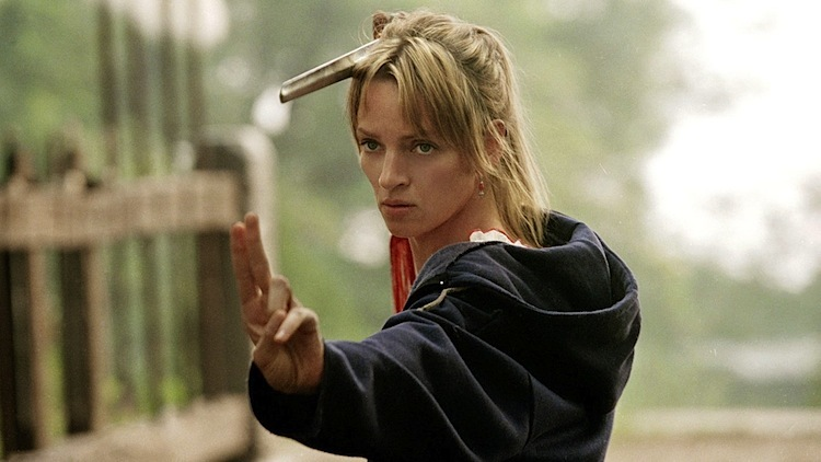 Kill Bill - The Bride - Uma Thurman