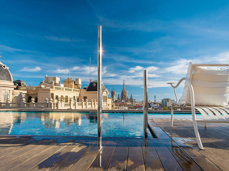 The best hotels in Barcelona