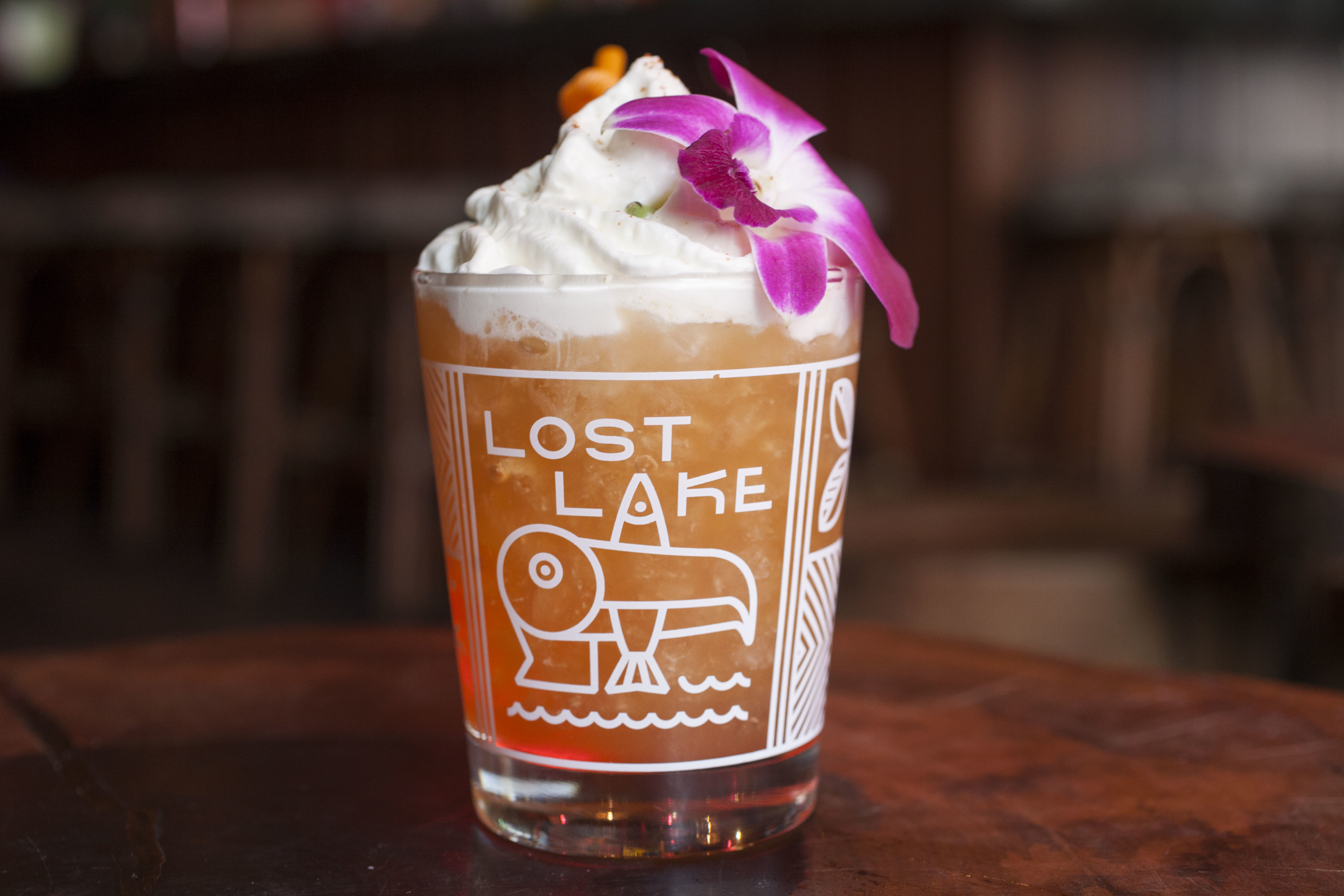 What to eat and drink at Anvil Bar & Refuge's Tiki Disco takeover at Lost Lake
