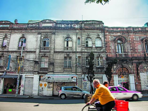 Edificios emblemáticos de la San Rafael