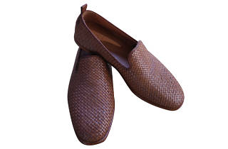 The blind cobbler