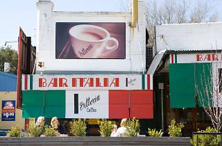 Exterior at Bar Italia Leichhardt