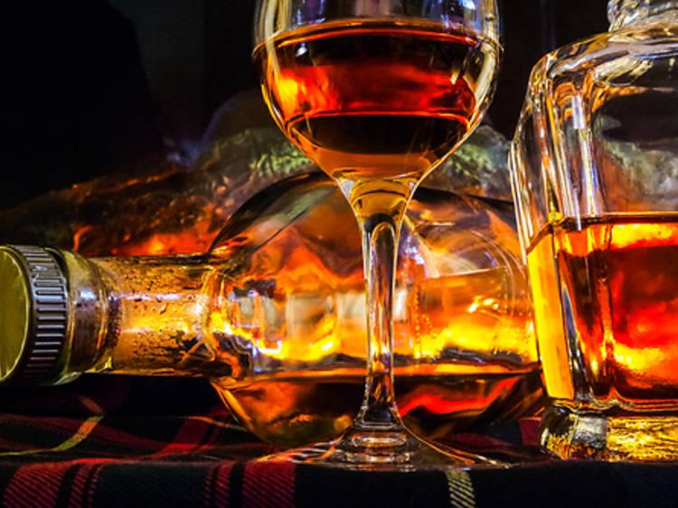El whisky más fuerte del mundo