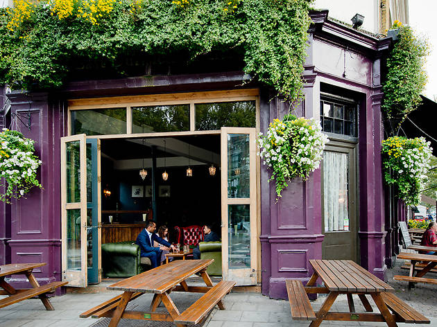 The 100 best bars and pubs in London, east dulwich tavern