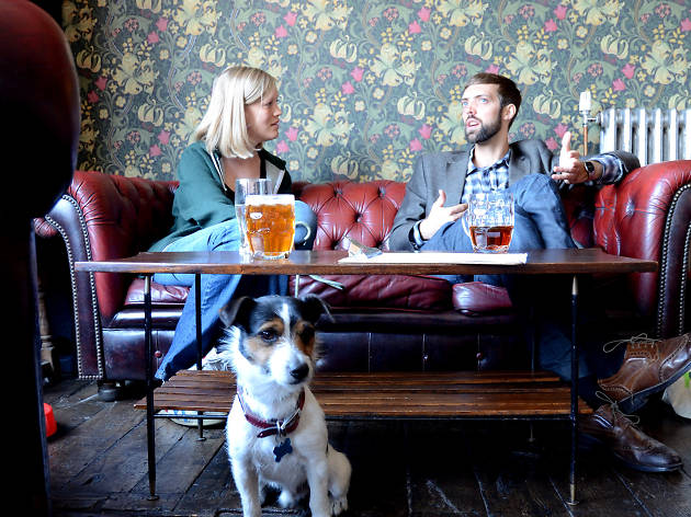 100 best bars and pubs, the bell