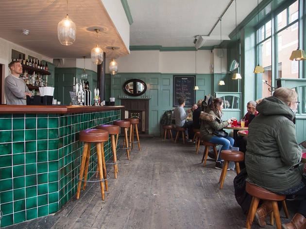 100 best bars and pubs in london, the archers