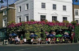 100 best bars and pubs in london, the hemingford arms