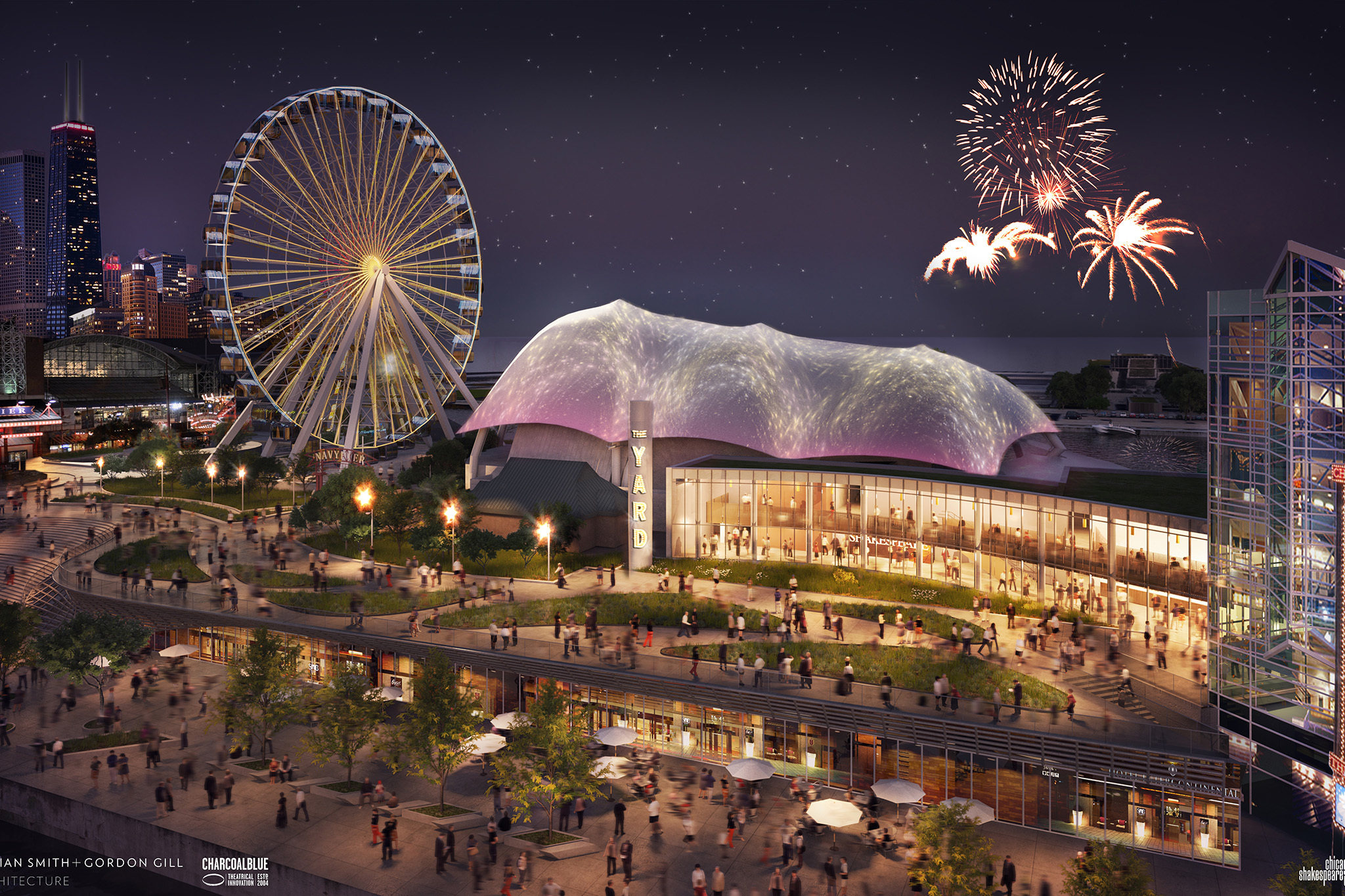 Chicago Shakespeare announces Navy Pier expansion