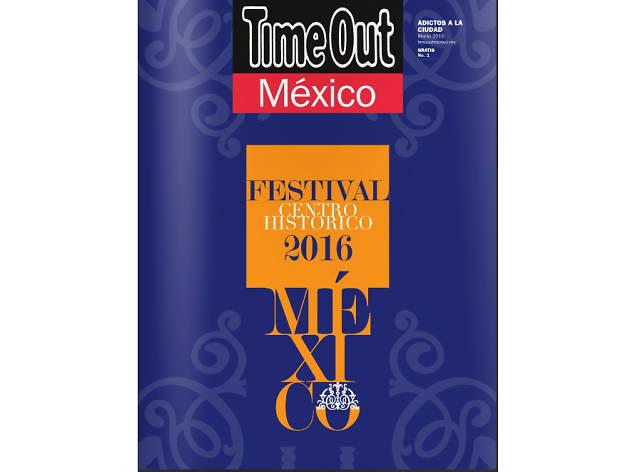 Guía del Festival del Centro Histórico de la Ciudad de México