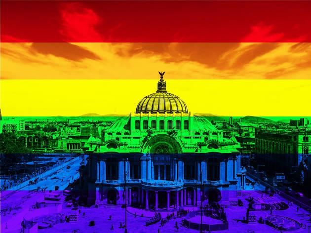 Bellas Artes LGBTTTI