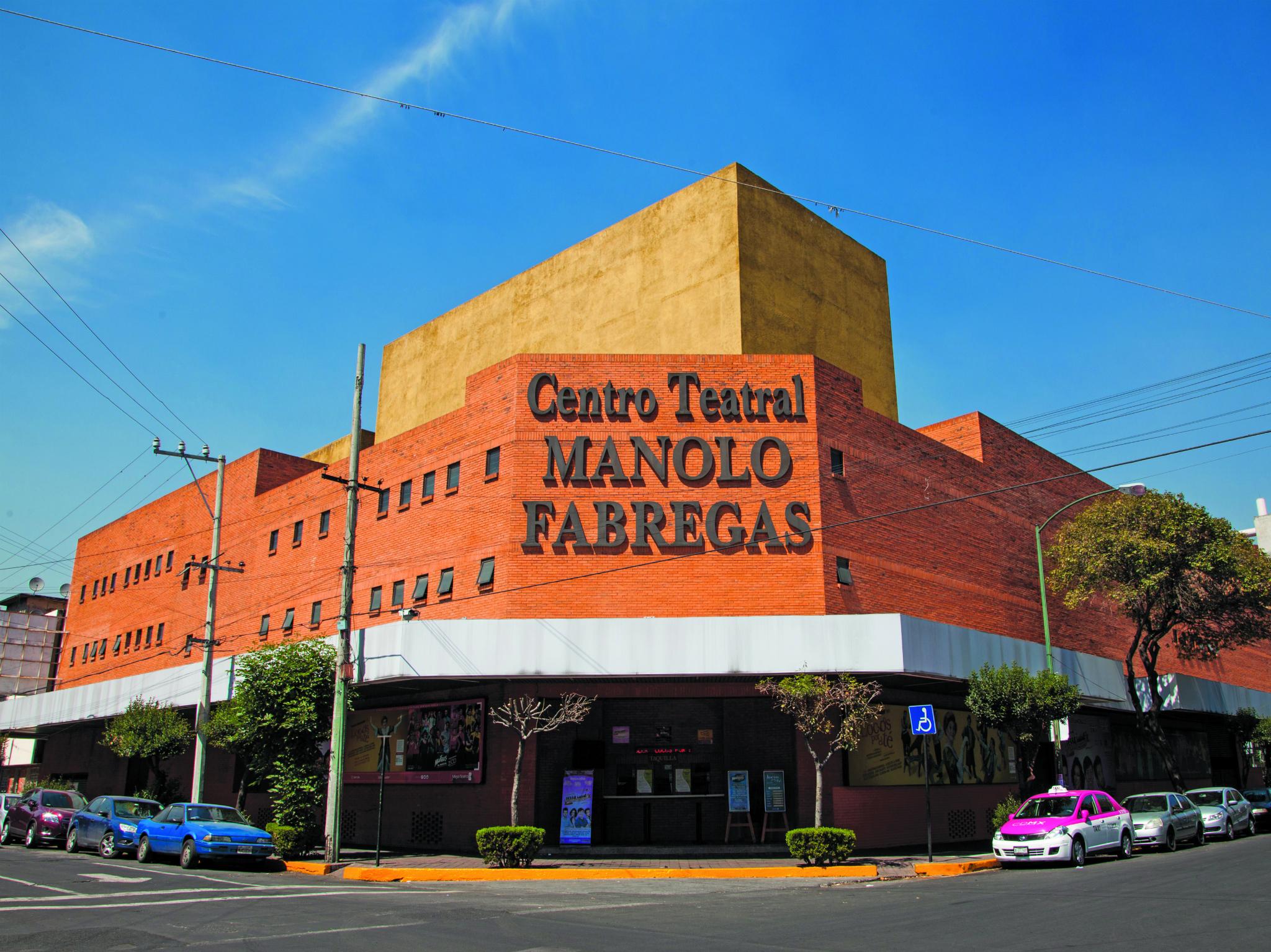 Teatros en la San Rafael