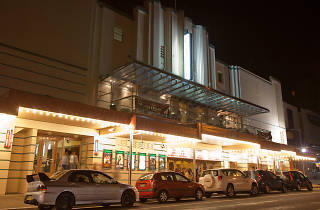 Exterior at Randwick Ritz