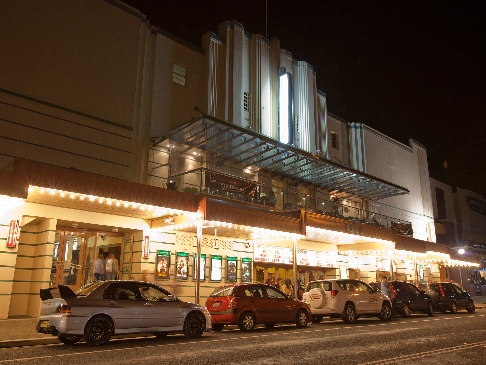The best cinemas in Sydney