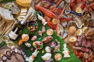 Hilton Singapore Egg-stravaganza Easter Sunday Brunch