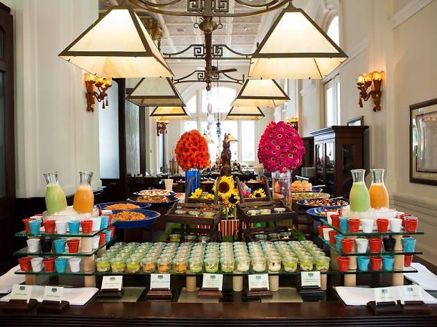 Easter Brunch at Bar & Billiard Room