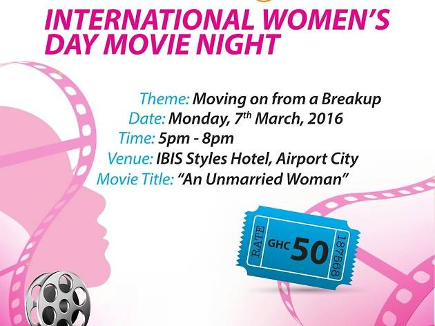 Celebration of International Women's Day 2016 (Movie night)
