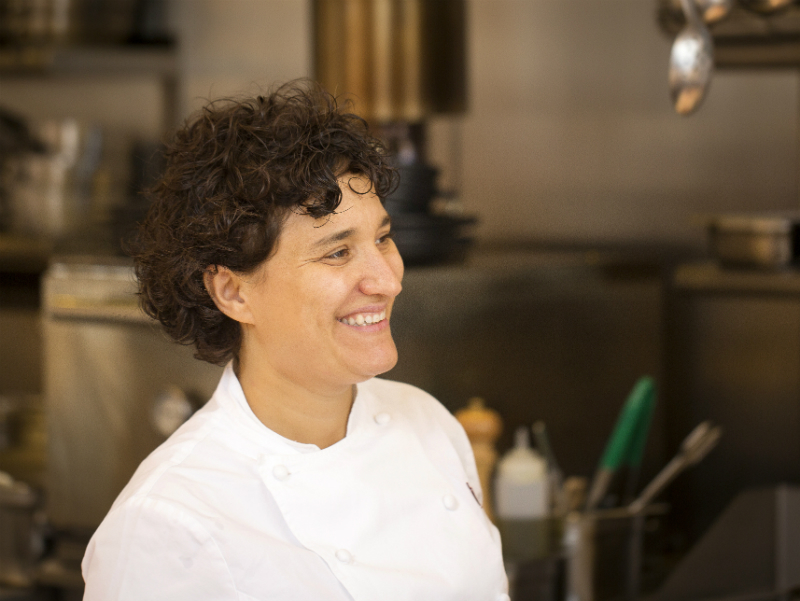 Nieves Barragán Mohacho, chef at Barrafina 2016