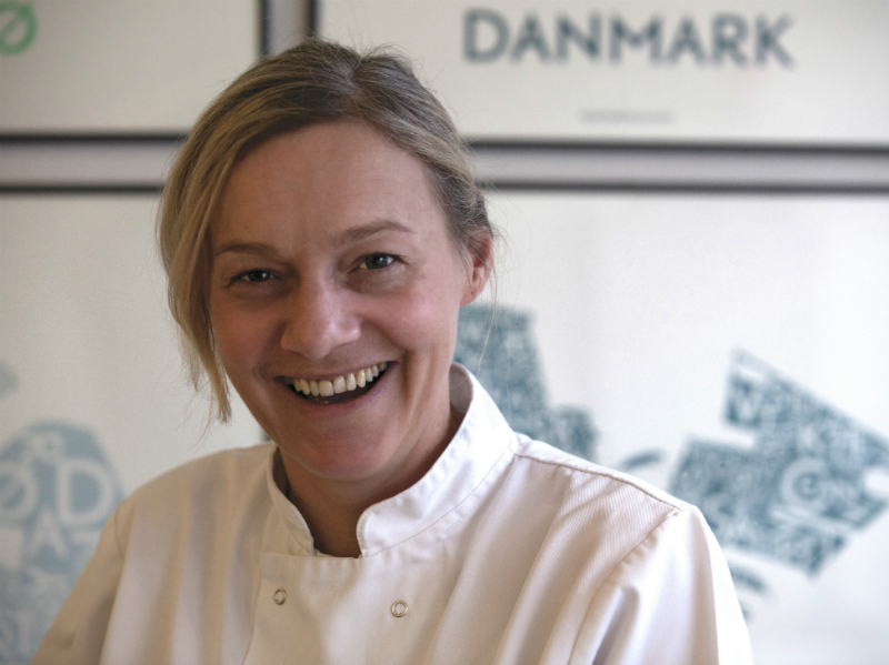 Tania Steytler, chef at Snaps and Rye