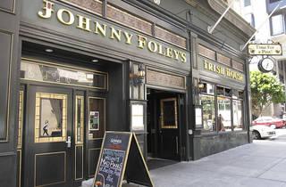 Johnny Foley's