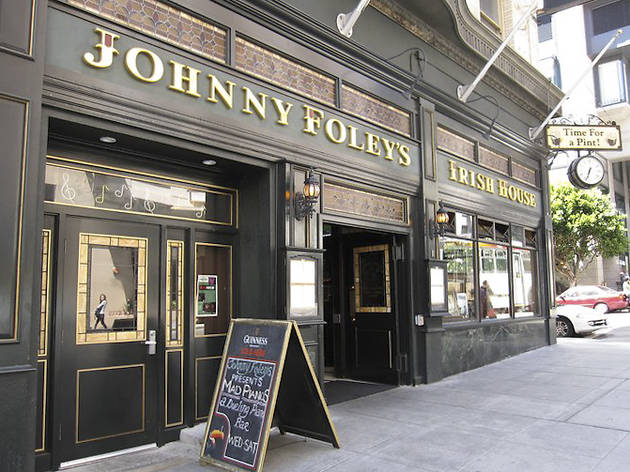 Johnny Foley's
