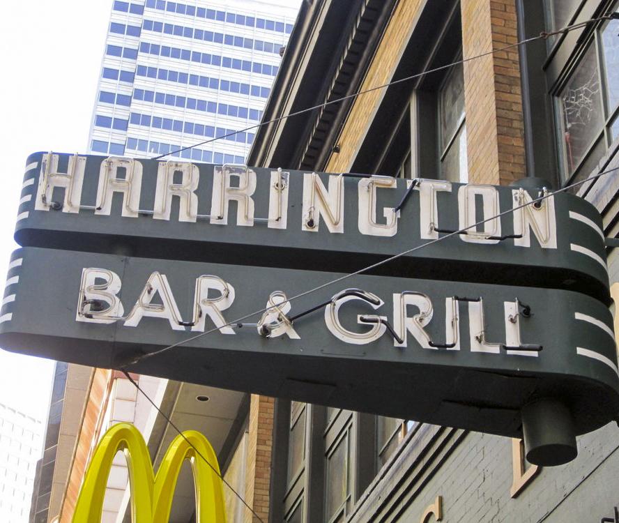 Harrington's