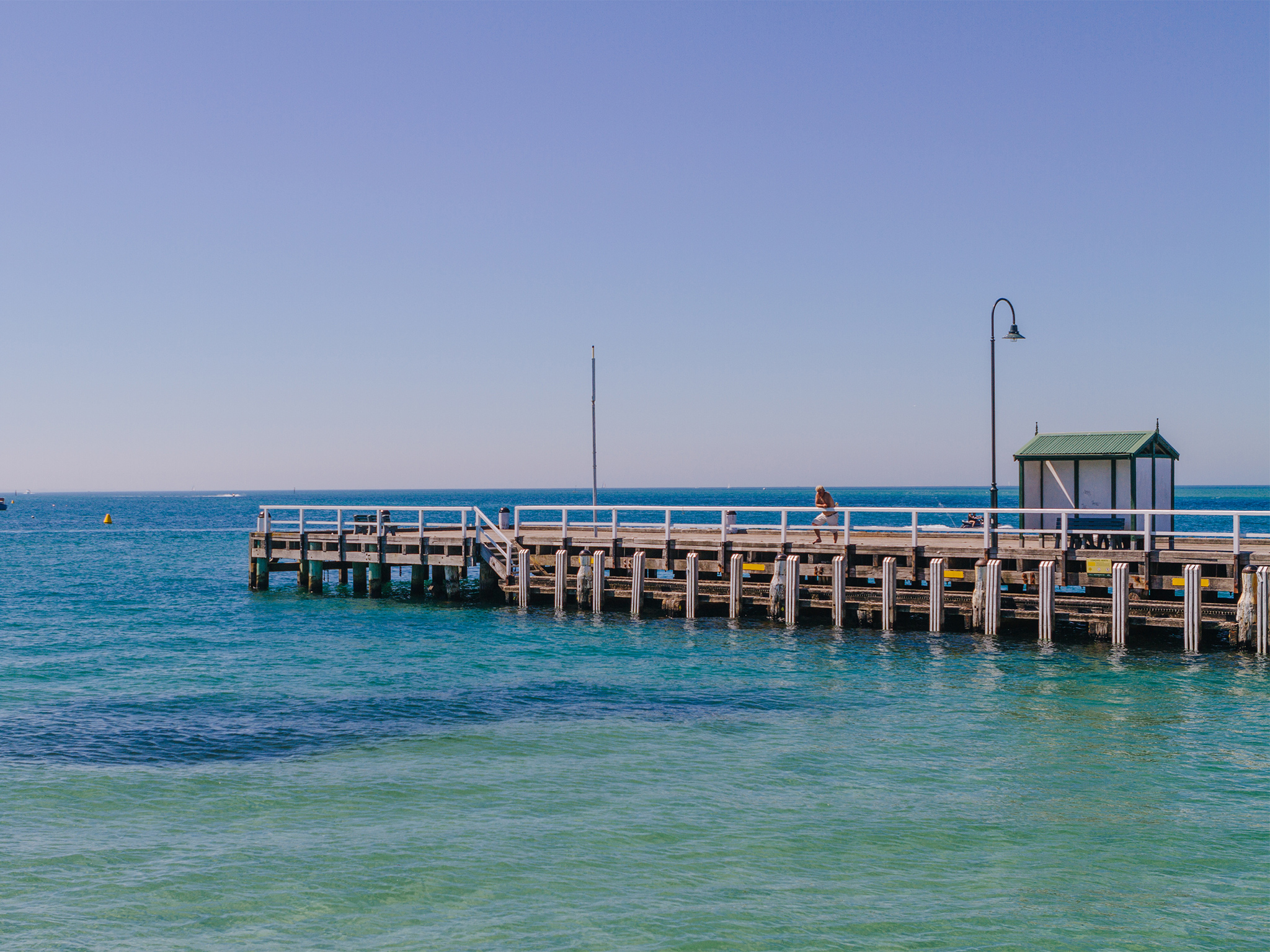 Wharf at Sorrento Beach