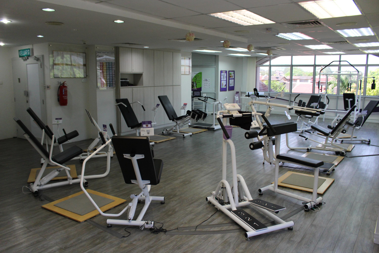 Best female friendly gyms in kl