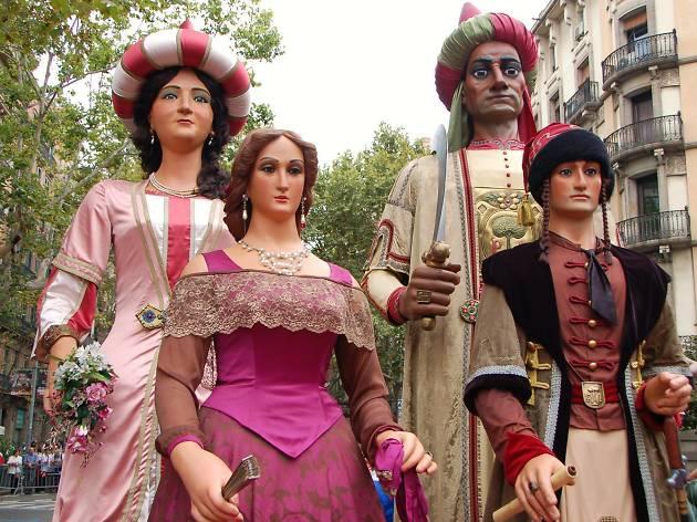 Festes de Sant Josep Oriol 2017