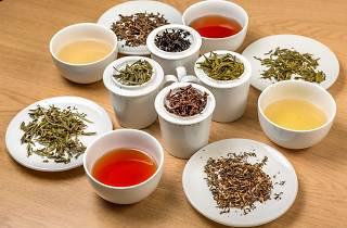 Cata de té en Tekoe