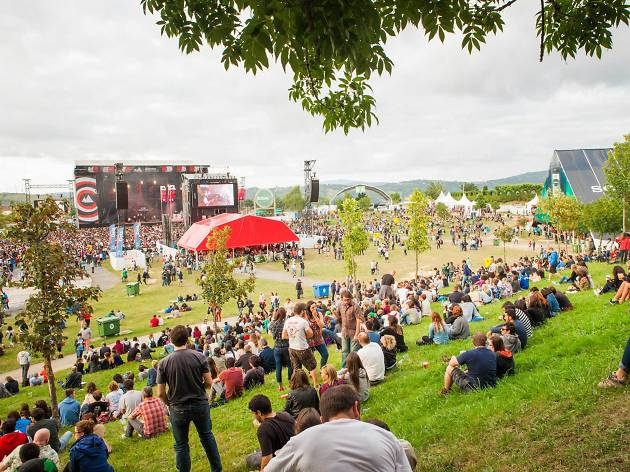 The best European festivals:Bilbao BBK