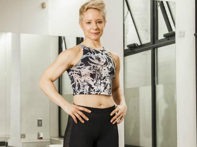 Olga Allon, yoga isntructor,Quit Your Job 2016