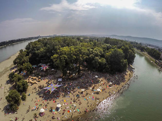The best European festivals: Sziget