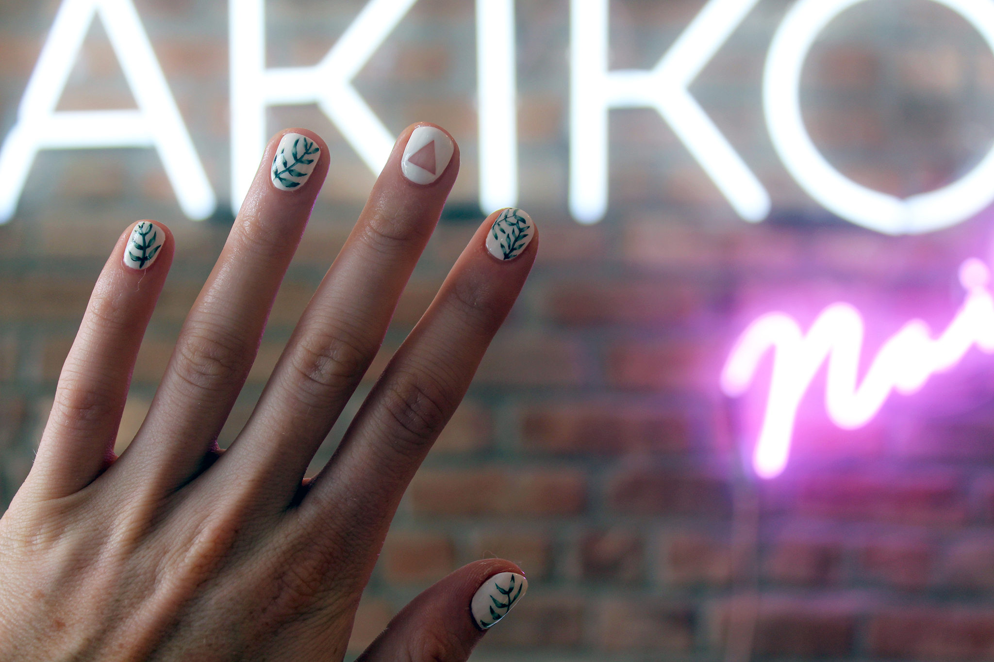 Nail salons in nyc for manicures pedicures and nail designs akiko nails prinsesfo Gallery