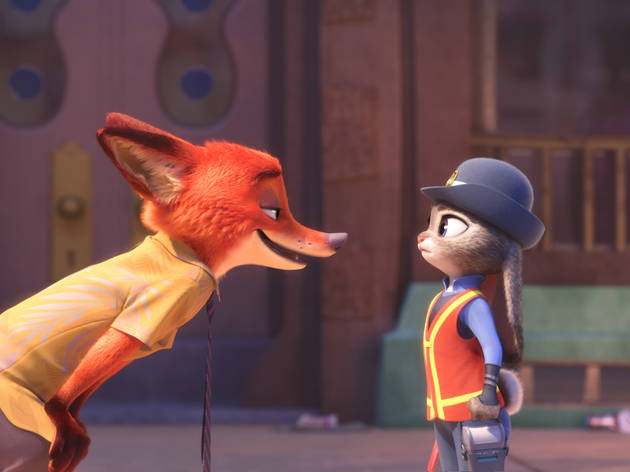 Zootropolis 2016 Directed By Byron Howard And Rich Moore Film