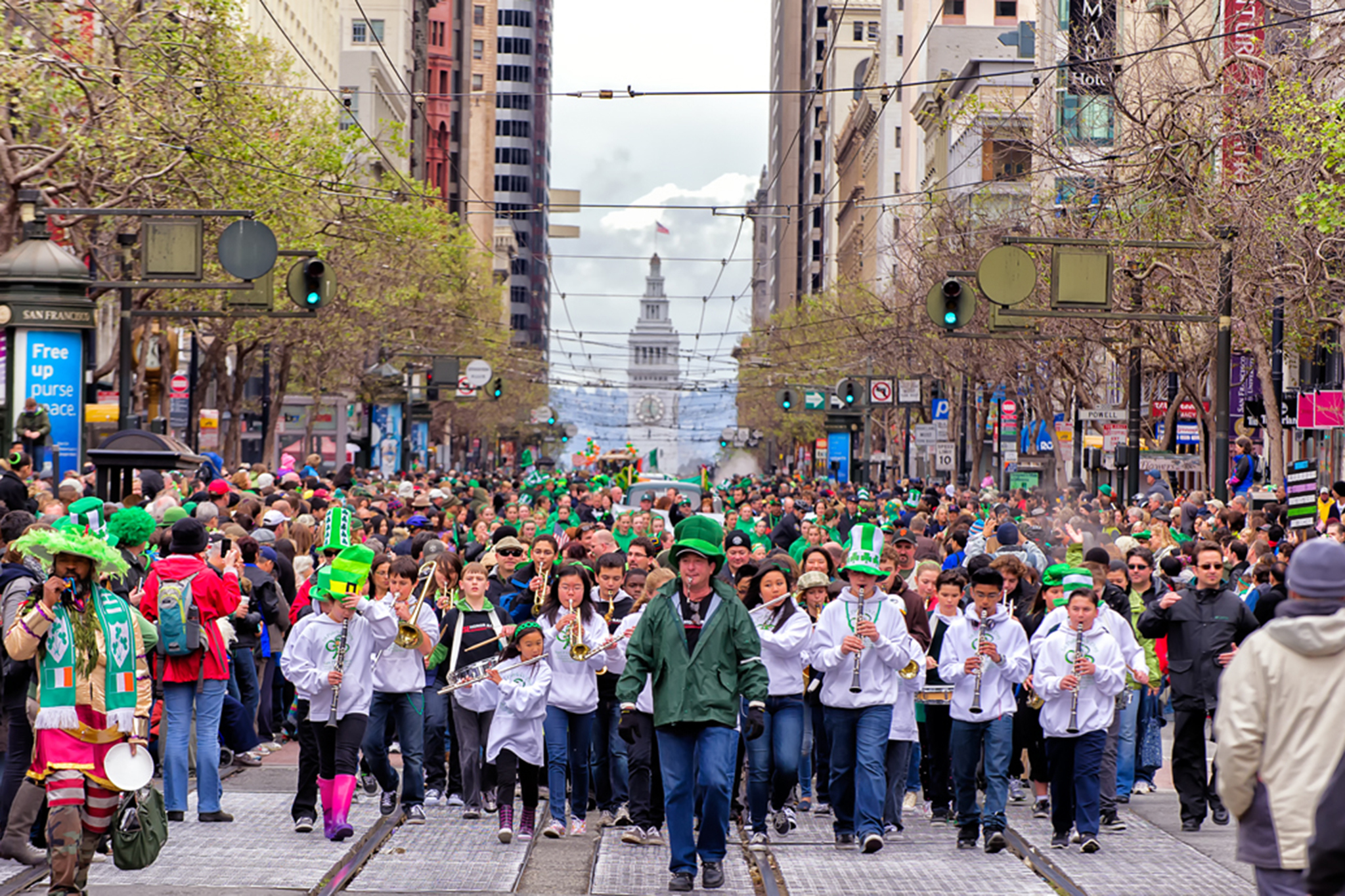 5 St. Patrick's Day events to check out in San Francisco this weekend
