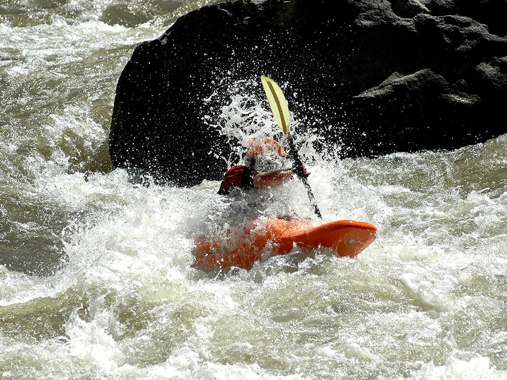 Shoshone rapids