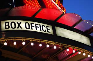 Generic theatre box office