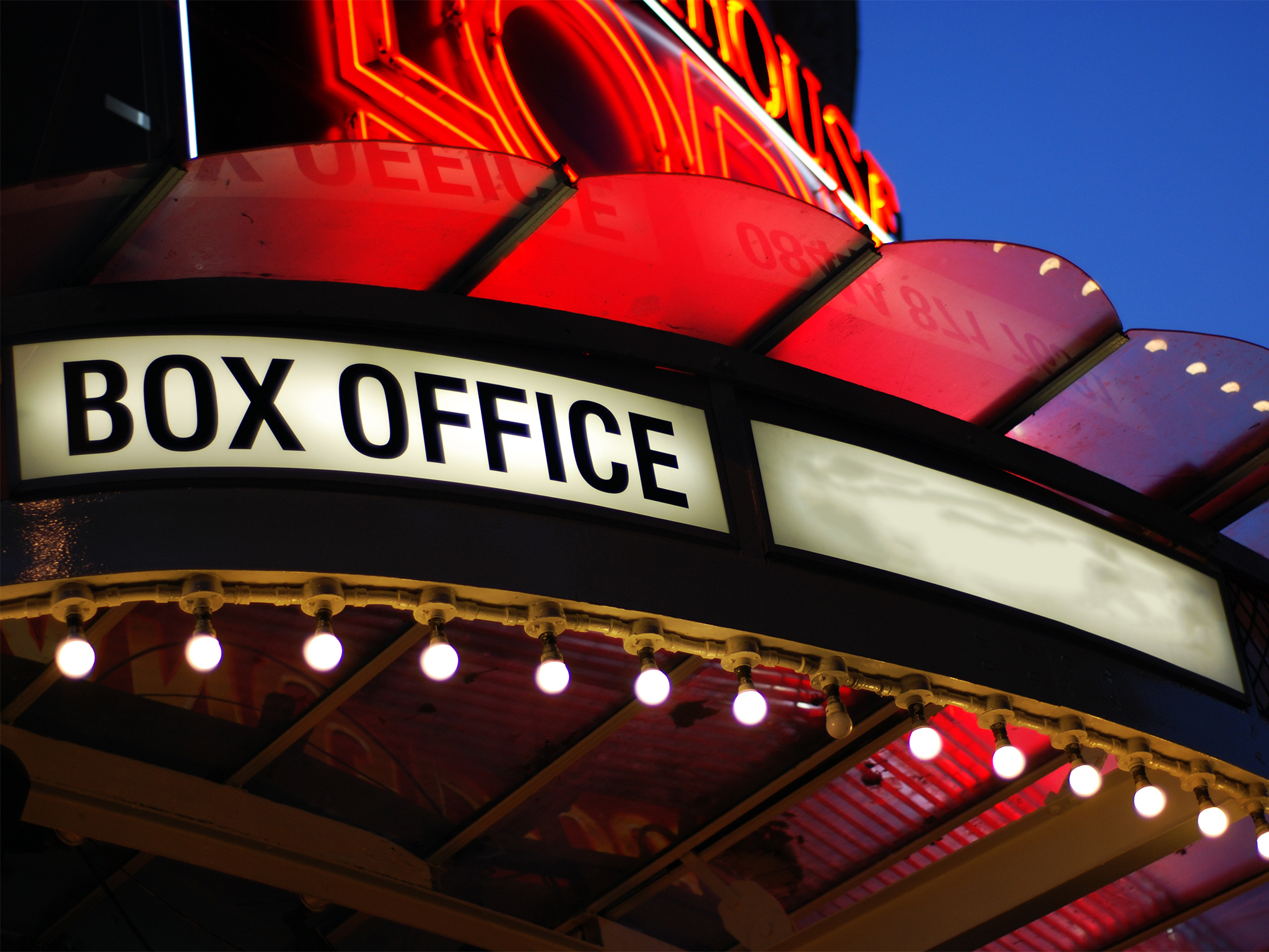 Generic theatre box office