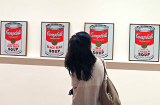 Andy Warhol's '32 Campbell's Soup Cans'