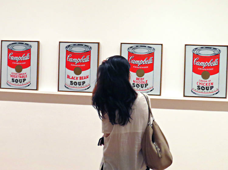 Bluffer's guide to contemporary art