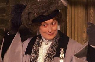 Meryl Streep in the film Suffragette