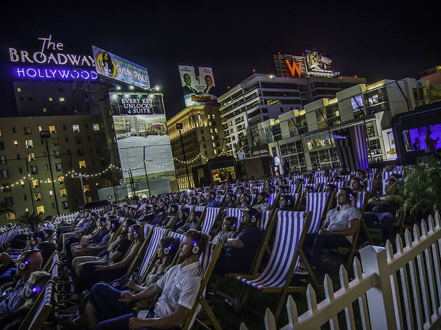 Exclusive: Rooftop Film Club is back for a second season