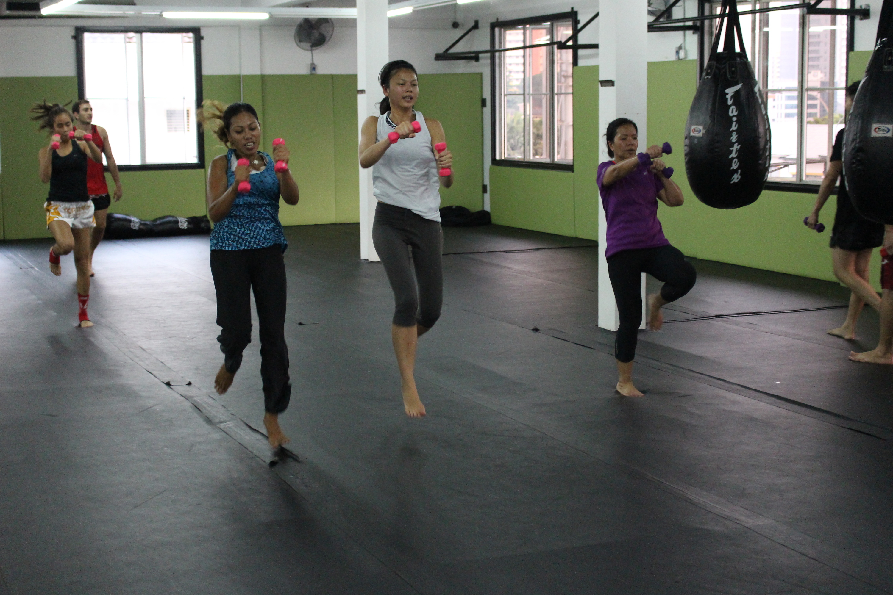 The best self-defence classes for women