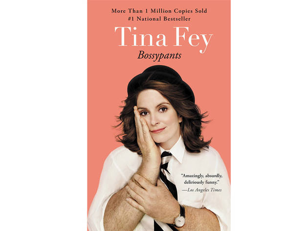 Read an autobiography by a famous feminist celebrity comedian